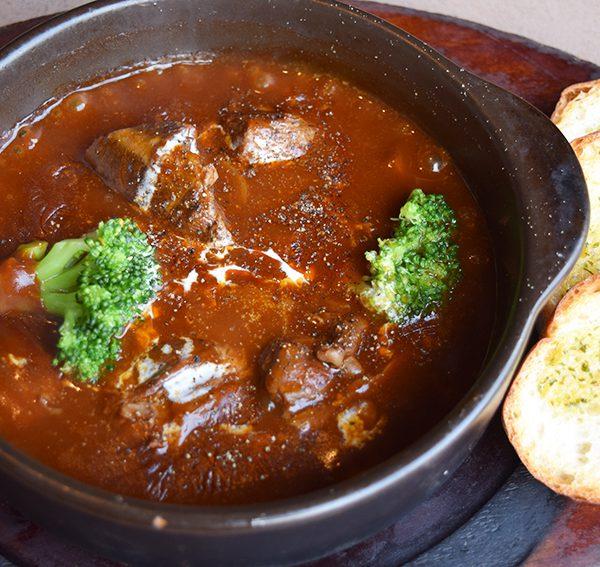 牧場直送 牛肉の特製ビーフシチュー コトコト煮込み