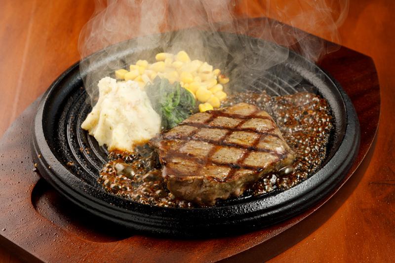 超目玉!網焼きグリルステーキ<span>Grilled Steak</span>