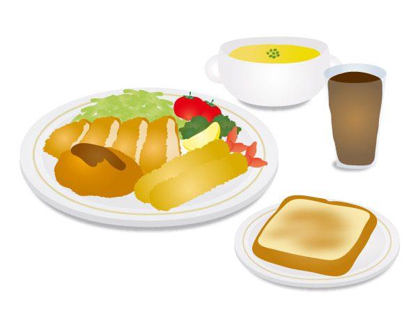 本日の日替わりランチ<span>Lunch of the Day</span>