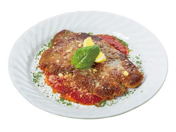 ミラノ風 ポークカツレツ<span>Milanese Pork Cutlets</span>