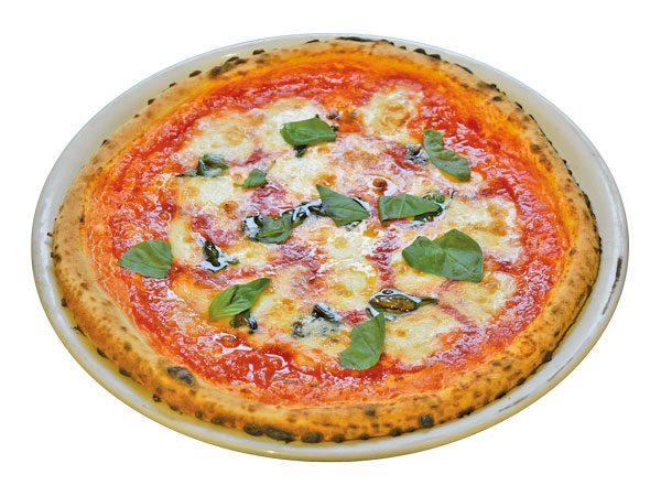 特製モッツァレラチーズのマルゲリータ